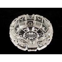 Wholesale Decrative crystal ashtray with lighter set from china suppliers