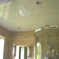 Wholesale Decorative and Waterproof PVC False Ceiling Panels For Bathroom from china suppliers