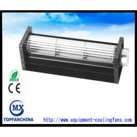 Wholesale DC Elevator Cross Flow Fan 60mm X 120mm Refrigerator Cooling Fan with CE and ROHS metal frame and impeller from china suppliers