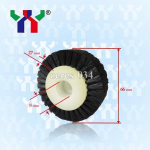 hard bristle Brush wheel For Pressing Paper ceres 034