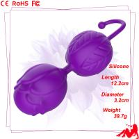 Wholesale Smart Ben Wa Balls Vaginal Tight Exercise Female Kegel Ball Sex Toys Vagina Trainer from china suppliers