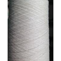 Wholesale Carded 100 Organic Cotton Ring Spun Yarn 7Ne On Plastic Cone For Sewing Embroidery from china suppliers