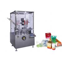 Wholesale Vertical Pharmaceutical Automatic Cartoning Machine / Equipment 30-120 Boxes/min from china suppliers