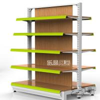 Wholesale Good Quality Metal Supermarket Rack For Shop from china suppliers