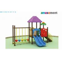 Wholesale playground plastic , small playground from china suppliers