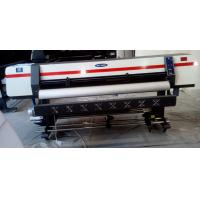 Wholesale Best price of 1.8m large format eco solvent printer from china suppliers
