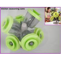 Wholesale plastic kitchen seasoning cans, seasoning box, seasoning sets, kitchen accessory from china suppliers