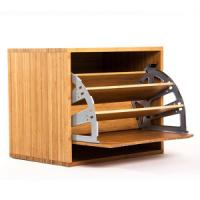 Wholesale China Bamboo Shoes Cabinet Rack Shelf for Outdoor, Living Room, Bedding Room, Hotel from china suppliers
