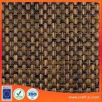 Buy cheap modelled after an antique Fabric for Outdoor Chair 8x8 weave mesh fabrics from wholesalers