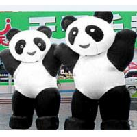 Wholesale 210D Oxford Cloth Inflatable Panda Blow Up Animals Vivid Interesting For Event from china suppliers