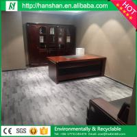 Wholesale Wood Grain Healthy No Formaldehyde Eco Friendly Plastic Vinyl Plank Flooring from china suppliers