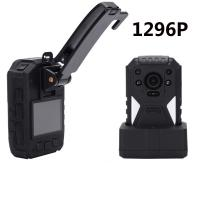 Quality Wide Angle 1296P HD Video GPS Body Worn Camera Support 8H Record for sale