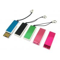 Wholesale Colorful Micro USB Flash Drive,  Auto-Run USB Flash Memory 128MB -16GB from china suppliers