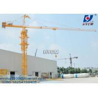 Wholesale Offer New Model TC6015 Topkit Tower Crane 8t Load FOB Qingdao Price from china suppliers