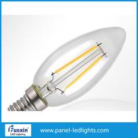 Wholesale Plastic 2w 4w Led Bulb Light / Led Filament Bulb For Table Light , Wall Light from china suppliers