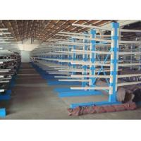 Wholesale Industrial Steel Cantilever Pipe Rack For Heavy Duty Warehouse CE Certificate from china suppliers