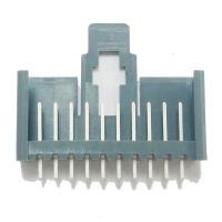 Buy cheap 2.50mm Wafer Connector 6P Straight Wire To Board Connector PBT Grey Matte Sn Plasted from wholesalers