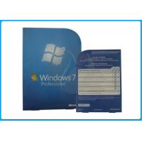 Wholesale Windows 7 Pro Retail Box MS windows 7 professional 64 bit sp1 DEUTSCH DVD+COA from china suppliers