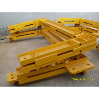 Wholesale Q345 Steel Structure Frame Potain Tower Crane Spare Parts For Anchor Frame from china suppliers