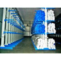 Wholesale Long Span Cantilever Storage Racks , Single / Double Sided High Density Racking System from china suppliers