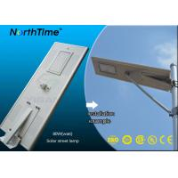 Wholesale PIR Motion Sensor Solar Parking Lot Lights  with CE RoHs Certificates from china suppliers