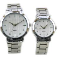 Wholesale Lovers Customized Metal Wrist Watch from china suppliers