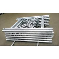 Wholesale 1830*1219mm mobile Frame Scaffolding System walkthrough door frame from china suppliers