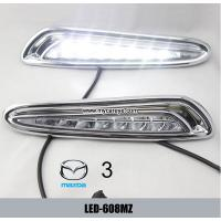 Wholesale MAZDA 3 DRL LED Daytime driving Lights autobody parts aftermarket from china suppliers