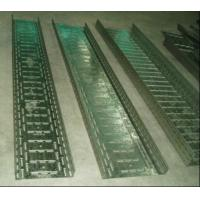 Wholesale Punching Continuously Cable Tray Forming Machine 22KW with Cr12 Mould Steel from china suppliers