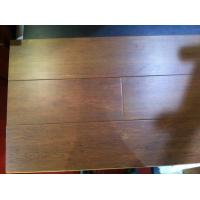 Wholesale solid flooring with hand-scraped antique surface from china suppliers