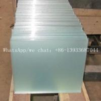 Wholesale anti-glare glass for photo frame from china suppliers