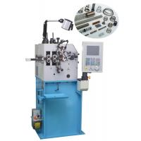 Wholesale High Efficiency Cnc Spring Coiling Machine 300 pcs/min with 0.85 kw Cam Axis Servo Motor from china suppliers