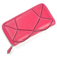 Wholesale real leather patchwork wallets for women 2014 new fashion collection from china suppliers