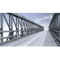 Wholesale 4.2m Single Lane Modular Steel Bridge / Truss Assembly Steel Bridges from china suppliers