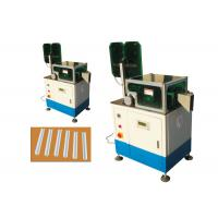 Wholesale SMT-CG200 Stator Paper Cutting Machine / Slot Wedge Forming Cutting Machine from china suppliers