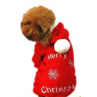 Wholesale Santa dog coats from china suppliers