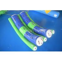 Wholesale 3.2mL*1.8mW Double Tubes Inflatable Water Totter For Adults from china suppliers