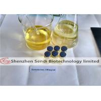 Wholesale Cas 58-22-0 Hormone Testosterone Base 100mg / Ml 200mg / Ml 250mg / Ml from china suppliers