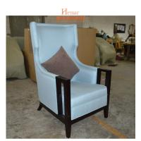 Wholesale Modern Living Room Comfortable Hotel Lobby Chair With Fabric Foam Pad from china suppliers