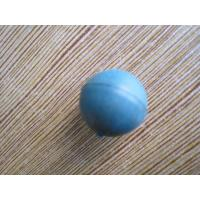 Wholesale 6 Inch Styrofoam Balls Shaped Sponges , Concrete Pump Hose Cleaning Soft Rubber Sponge Ball from china suppliers