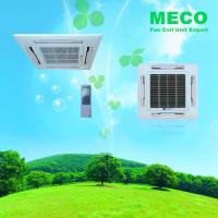 Wholesale Cassette type Water Chilled Fan Coil Unit(4 TUBE)-200CFM from china suppliers