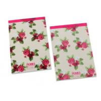 Quality A4, A4+, A5, A5+, A6 and pocket soft paper cover Personalised Notepad for sale