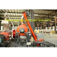 Wholesale Single Screw XPS Extrusion Line 150/200 , Styrofoam Sheet XPS Production Line from china suppliers