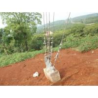 Quality Galvanized steel wire stand cable for stay wire of power/communication transmission poles for sale