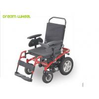 Wholesale Handicap Electric Lightweight Mobility Scooter 4 Wheel Drive Power Wheelchair 70Kgs from china suppliers