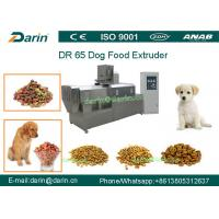 Wholesale High Power Pet Extrusion machine , Food Extruding Line / machinery from china suppliers