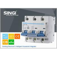Wholesale 125Amp 3pole high breaking Miniature Circuit Breakers , mcb electrical from china suppliers