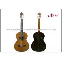 "Wholesale 39"" High End Vintage Solid Cedar Top Classical Electric Guitar ( ACM30B ) from china suppliers"