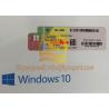 Buy cheap Microsoft Win 10 Pro OEM 64 Bit Korean 1 Pack DSP DVD Original Sealed Version1607 from wholesalers