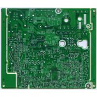 Wholesale Gold Plating Electronic PCB & 6 Layer pcb assembly 0.4 - 2mil( 10 - 50um ) from china suppliers